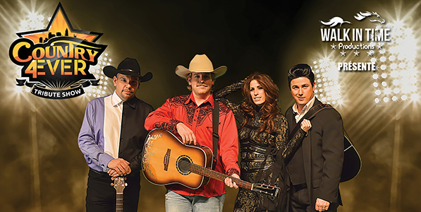 Groupe Hommage Country 4ever