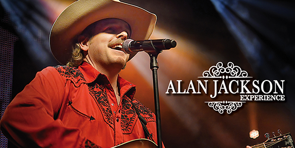 Groupe hommage : Alan Jackson Experience